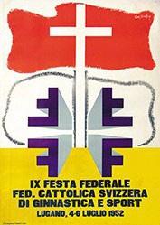 Anonym - Festa federale Cattolica di Ginnastica