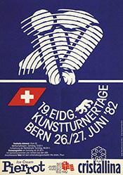 Zimmermann René - Eidg. Kunstturnertage Bern