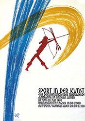 Diggelmann Alex Walter - Sport in der Kunst