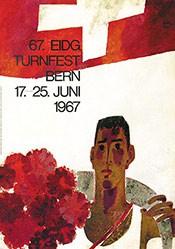 Auchli Herbert - Eidg. Turnfest Bern