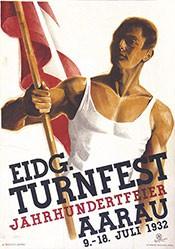 Stucki Egon - Eidg. Turnfest Aarau