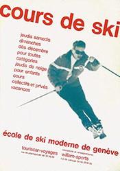 Anonym - Cours de Ski