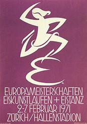 Diggelmann Alex Walter - Europameisterschaften