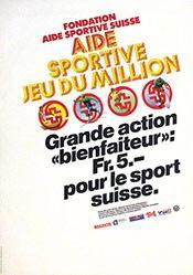 AWI - Aide Sportive jeu du Million