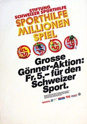 AWI - Sporthilfe Millionen Spiel