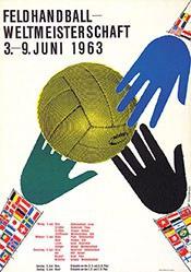 Weiskönig Werner - Feldhandball Weltmeisterschaft