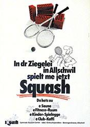 Kirchhofer - Squash in Allschwil