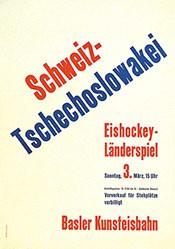 Anonym - Schweiz - Tschechoslowakei