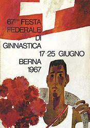 Auchli Herbert - Festa federale di Ginnastica