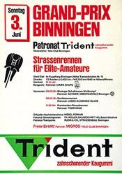 Anonym - Grand-Prix Binningen