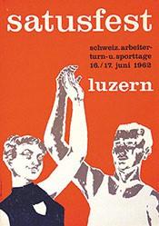 Kaltenbach Fritz - Satusfest Luzern