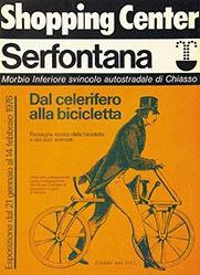 Anonym - Dal celerifero alla bicicletta