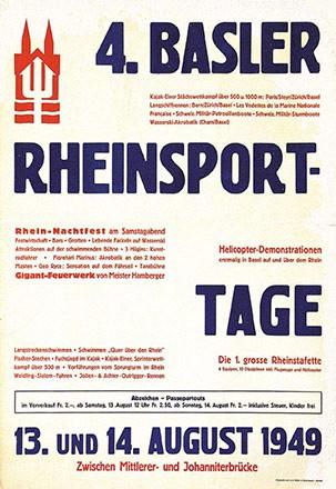 Anonym - 4. Basler Rheinsporttage