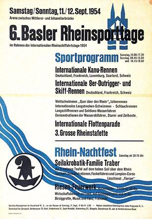 Anonym - 6. Basler Rheinsporttage