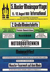 Anonym - 5. Basler Rheinsporttage