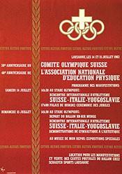 Diggelmann Alex Walter - Comite Olympique Suisse