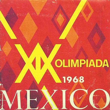 Anonym - Olympiada Mexico