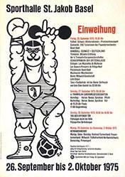 Freier Febo - Einweihung Sporthalle St. Jakob