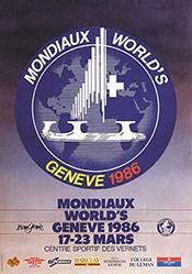Anonym - Mondiaux World's Genève