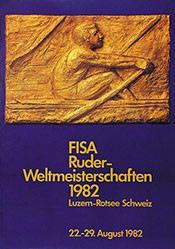 Blättler Hans - FISA - Ruder-Weltmeisterschaften