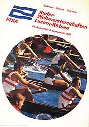 Weiss Karl J. - FISA - Ruder-Weltmeisterschaften