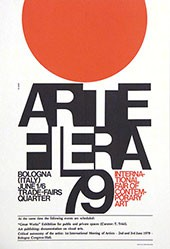 Lanzi G. - Arte Fiera 79 Bologna