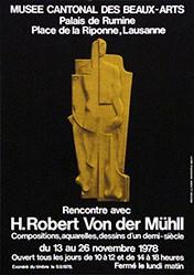 Huber J.J. - H. Robert Von der Mühll