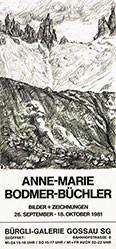 Anonym - Anne-Marie Bodmer-Büchler