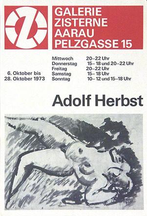 Anonym - Adolf Herbst