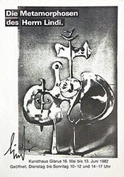 Anonym - Die Metamorphosen des Herrn Lindi