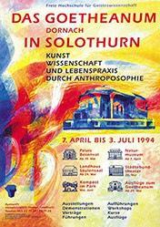 Anonym - Das Goetheanum Dornach