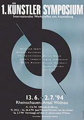 Ivo N. - 1. Künstler Symposium