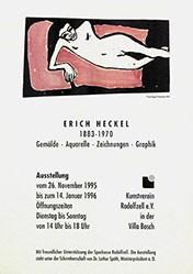 Anonym - Erich Heckel