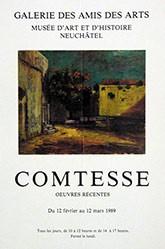 Anonym - Comtesse - Galerie des amis des arts