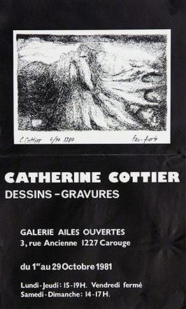 Anonym - Catherine Cottier