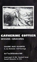 Anonym - Catherine Cottier