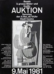 Anonym - Basels Bilder- und Grafik-Auktion
