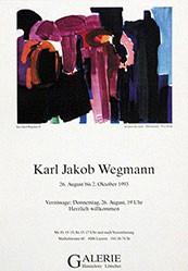 Anonym - Karl Jakob Wegmann