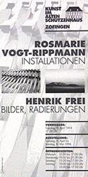 Grafik Design Atelier Zofingen - Rosmarie Vogt-Rippmann