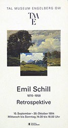 Anonym - Emil Schill - Retrospektive
