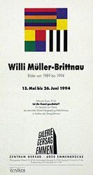 Anonym - Willi Müller-Brittnau