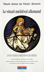 Anonym - Le vitrail médiéval allemand