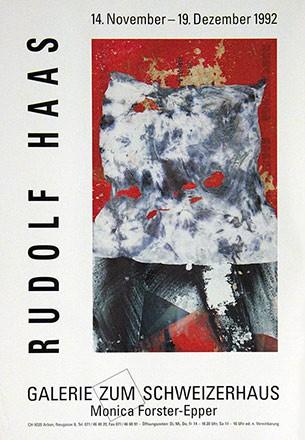 Anonym - Rudolf Haas