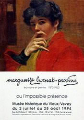 Anonym - Marguerite Burnat-Provins