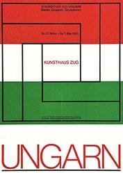Hotz Eugen - Ungarn - Kunsthaus Zug