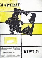 Anonym - Maptrap - Rolf Winnewisser