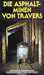 Anonym - Die Asphalt-Minen von Travers