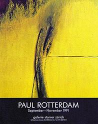 Anonym - Paul Rotterdam - Galerie Storrer