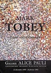 Anonym - Mark Tobey