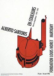 Hoffmann Anne - Alberto Sartoris - en couleurs